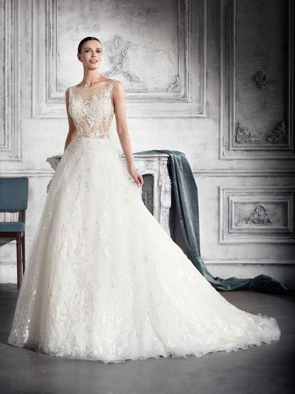d5a5081b89 Menyasszonyi ruhák/Esküvői ruhák – Milady Esküvői és Alkalmi Ruhaszalon